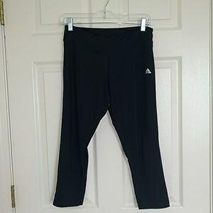 Adidas Capri length leggings/tights